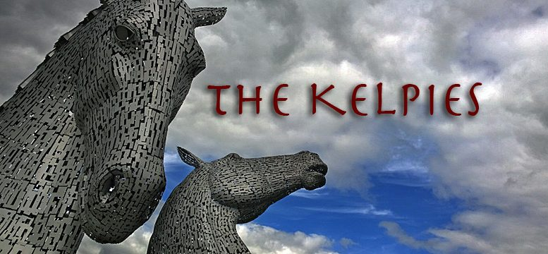 Kelpies topper