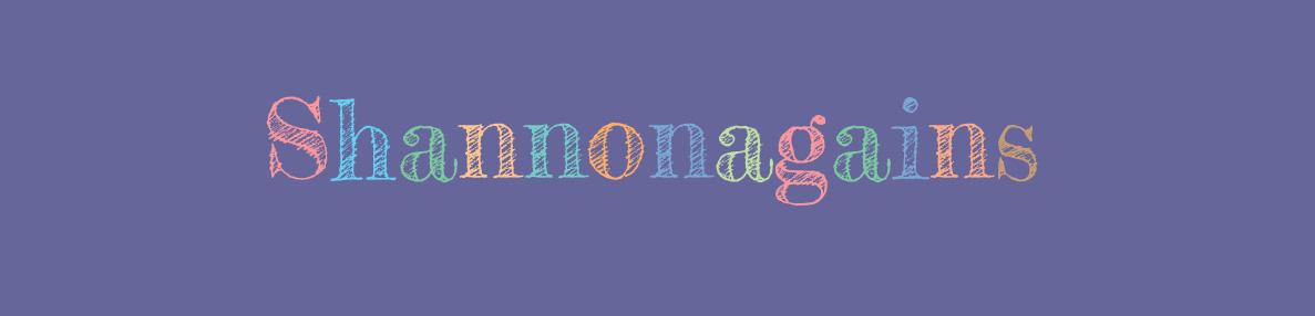 Shannonagains Logo