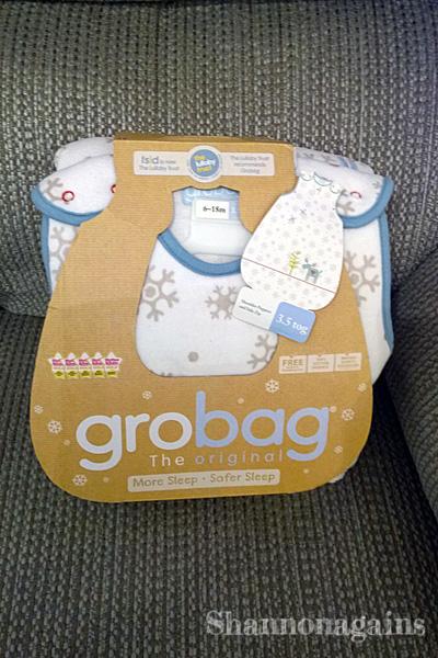 Review Grobag 3 5 Tog Sleeping Bag Shannonagains