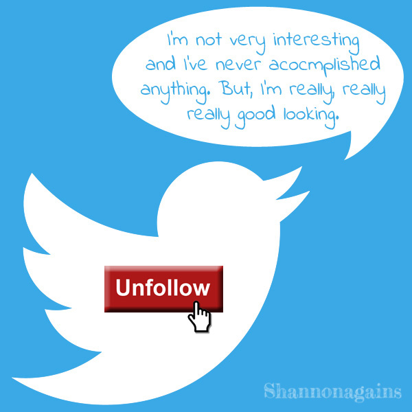 7 reasons I won't follow you on Twitter