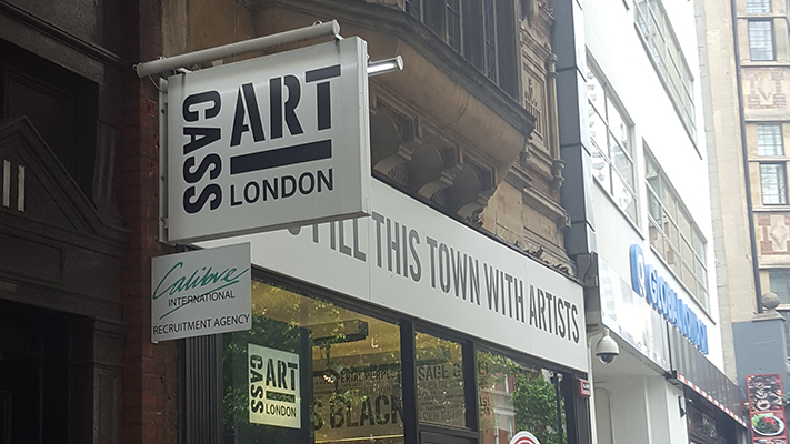 Cass Arts, Charing Cross Road